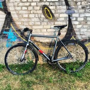 Das Fahrrad von Klaus