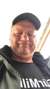 Selfie von Gunnar im #FürMiliana-Shirt