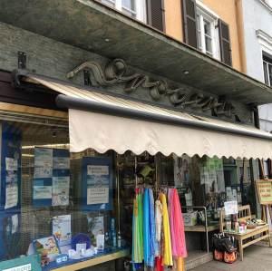 Altes Drogeriegeschäft in Altheim