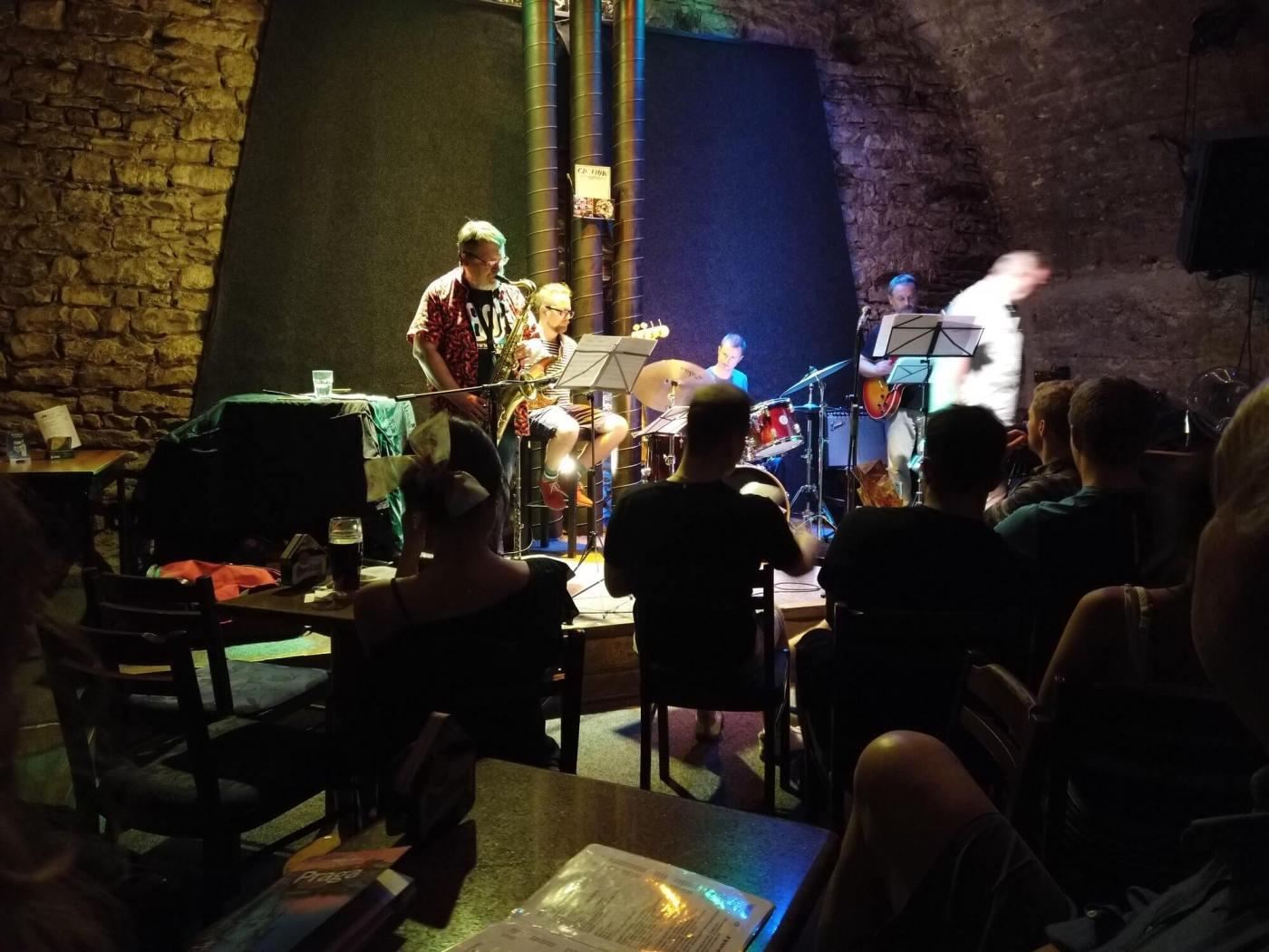 jazz in prag